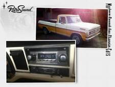 Ford F100 Pickup 1972 Vintage Car Radio DAB+ USB Bluetooth Aux Fm UKW