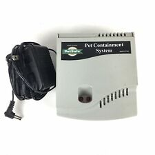 PetSafe Rf-125 Pet Containment System Transmitter With Power Supply Tested