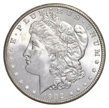 Uncirculated - 1902-O Morgan Silver Dollar BU Unc - Beautiful Single