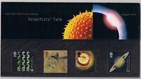 GB Presentation Pack 301 1999 Scientists' Tale