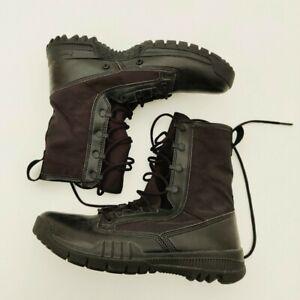 NIKE MENS SFB FIELD 1 COMBAT BOOTS - UK 7/US 8/EUR 41 - BLACK used