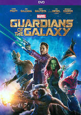 Guardians of the Galaxy (DVD, 2014) Marvel