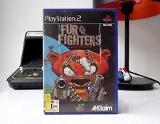 FUR FIGHTERS: VIGGO'S REVENGE - PLAYSTATION 2 | COMPLETE