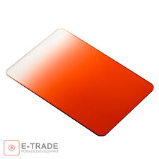 Color SUNSET orange GRADUAL Filter LENSSO - Fits Cokin Z-Pro system sunset sky