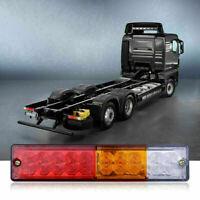 20 LED Tail Light Car Truck Trailer Stop Rear Reverse Turn Lamp L Indicator A9D0