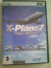 X-Plane7 Flight Simulator Pc juego