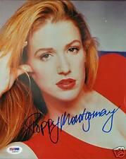 Poppy Montgomery Signed Auto'd 8x10 Photo PSA/DNA COA