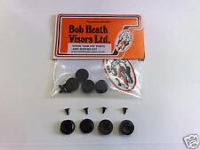 VISOR,TEAR OFFS,RIP OFFS,FIXING POSTS /SCREWS KIT - BOB HEATH VISORS