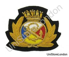 Merchant Navy, P & O Cap Badge R207