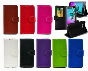 For Samsung Galaxy J5 (2016) Wallet Leather Case Flip Stand New Phone Cover