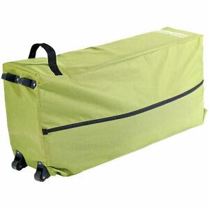Zelt: 4in1-Doppelzelt mit Feldbett, 2 Sommer-Schlafsäcken und Matratze