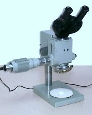 Carl Zeiss Jena mikroskop microscope EPIGNOST LED CREE