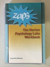 ZAPS the Norton Psychology Labs Workbook by Lauretta Reeves book