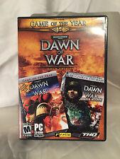 Warhammer 40,000: Dawn of War II -- Gold Edition (PC, 2010)