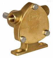 "Jabsco Engine cooling water pump 3/8""bsp 20l/min belt or direct drive 51520-2001"