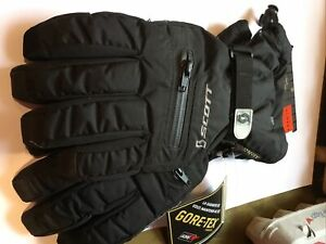 Scott Winter Goretex Gloves Ski Unisex BNWT