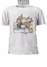Cutie Cats Japanese Manga Anime T-shirt Vest Tank Top Men Women Unisex 2437
