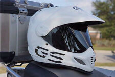 Reflective GS Design Decals for Arai XD4 Motorcycle Helmet - Safety Stickers