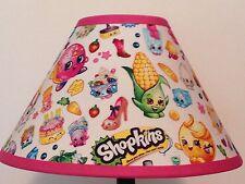 Shopkins Fabric Children's Lamp Shade