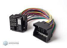QUADLOCK BMW CIC NBT EVO retrofit Navi Radio cable alargador adaptador Fakra 40