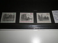 "FRANCOBOLLI GERMANIA  GERMANY BERLINO 1978 ""BUILDGS""NUOVI MNH** SET (CAT.2)"