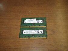 GENUINE!! HP 17-G121WM 17-G SERIES 8GB 4GB+4GB PC3L-14900S RAM MEMORY 691740-005