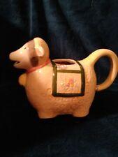 VINTAGE SHEEP CREAMER / PITCHER * ceramic