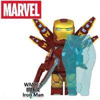 Iron Man MK85 Endgame Marvel Minifigure Figure Custom Minifig 108