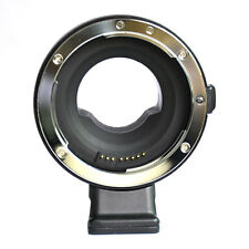 Electronic Auto Focus Lens Adapter for Canon EOS EF EF-S mount to M4/3 Camera