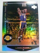 Kobe Bryant #C8 Refractor Upper Deck 1997-98