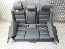 Audi A6 C6 S Line Leather Rear Seat Assembly 2004 To 2008 +WARRANTY