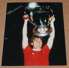 """TONY MORLEY Aston Villa 1982 HAND SIGNED Autograph 10"""" X 8"""" Photo + COA PROOF"""