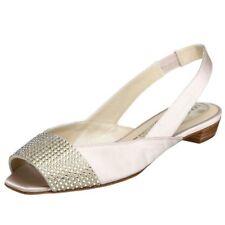 MAGRIT Womens Crystal Luxury Wedding Shoes Size 39 UE / 8 USA