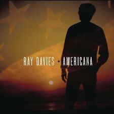 RAY DAVIES - AMERICANA  2 VINYL LP NEW+
