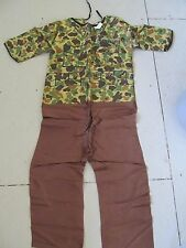 Vintage Ben Cooper Costume Sarge Outfit Beetle Bailey TV Show