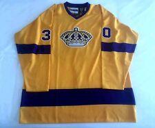 New 100% Authentic 56 LA Kings Rogie Vachon Mitchell & Ness Vtg Durene Jersey