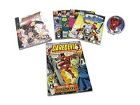 Daredevil Marvel Comic Book & Collectable Lot