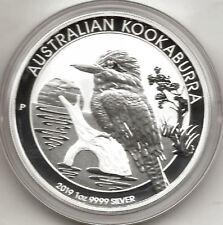 7cf6b1720a Australia 2019 1 dollaro 1 oncia argento puro Kookaburra