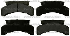 Disc Brake Pad Set Front,Rear Auto Extra AXMD224