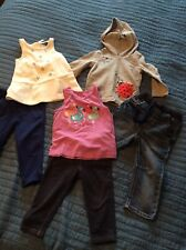 New listing Girls 18 Months Lot Outfit Sets pants shirts