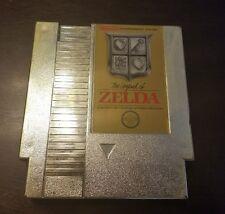The Legend of Zelda (NES Nintendo Entertainment System, 1987) Gold Cartridge!