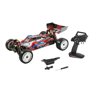 WLtoys RC Car 45km/H High Speed 1/10 2.4GHz Racing Off-Road Toy Gift for Boy