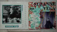 "SUZANNE VEGA ‎2 x 10"" Tom's Diner A&M VEGA 210 & Marlene On The Wall A&M AMY 309"