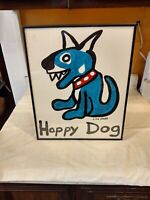 Lisa Grubb Happy Dog Framed Art