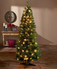 6 Ft Clear Lights  Pre-Lit Pop-Up Christmas Tree Holiday Decor
