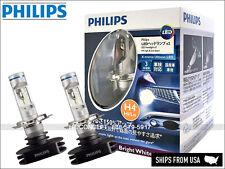 NEW! PHILIPS H4 LED X-treme Ultinon 12953BWX2 Hi/Low beam 6200K +150% Germany