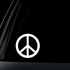 Peace Sign Car Decal / Sticker