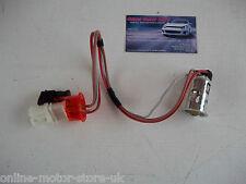 Volkswagen Transporter T5 - COMPLETE LIGHTER SOCKET - WITH ORANGE RING + WIRING