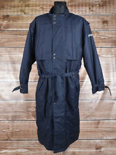 Adidas Vintage Men Trench Coat Size EU52 UK42, Genuine