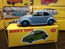 Dinky Toys Volkswagen 181 Metal in scatola [t45]